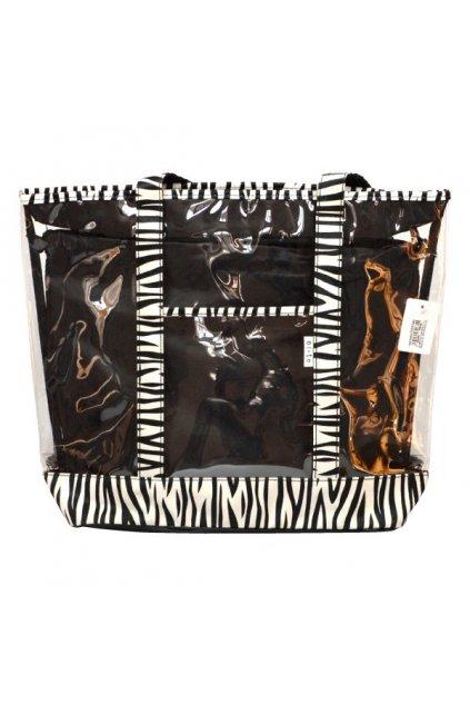 Plážová taška 16730 zebra - Marlies Dekkers