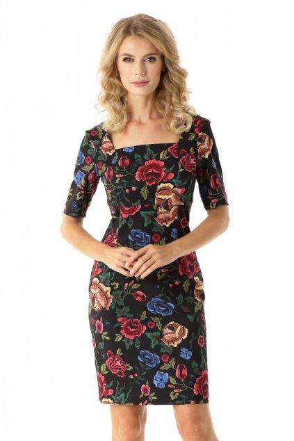 Dámské šaty ED027 - Ella Dora