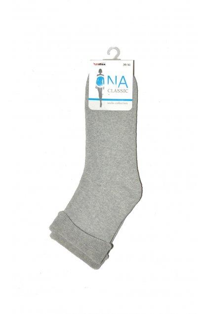 Dámské ponožky Lady socks frote 037 - Bratex