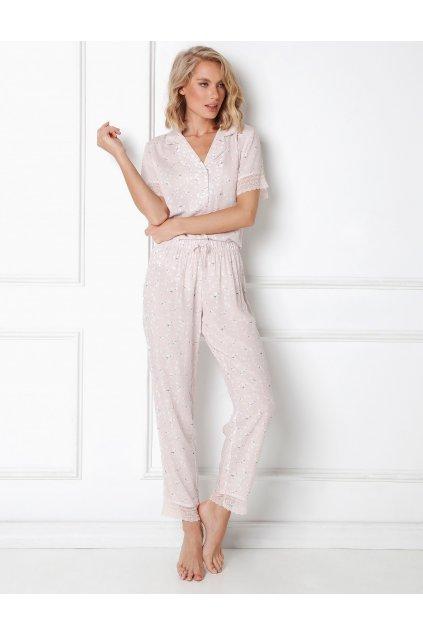 Dámské pyžamo Jennifer Long - Aruelle