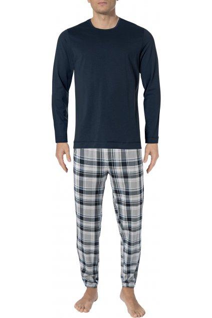 Pánské pyžamo 500002-477 1/1 Knit modrošedá - Jockey