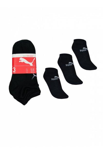 Kotníkové ponožky 3001 Basic Sneaker A'3 - Puma