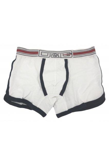 Pánské boxerky M306332 bílá - Dolce & Gabbana