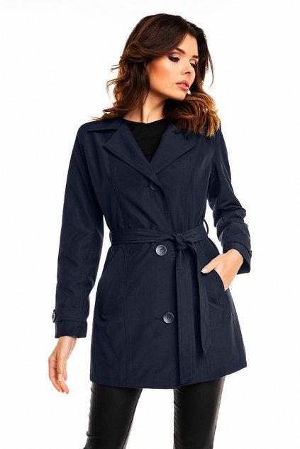 Dámský kabát / plášť model 128510 - Cabba