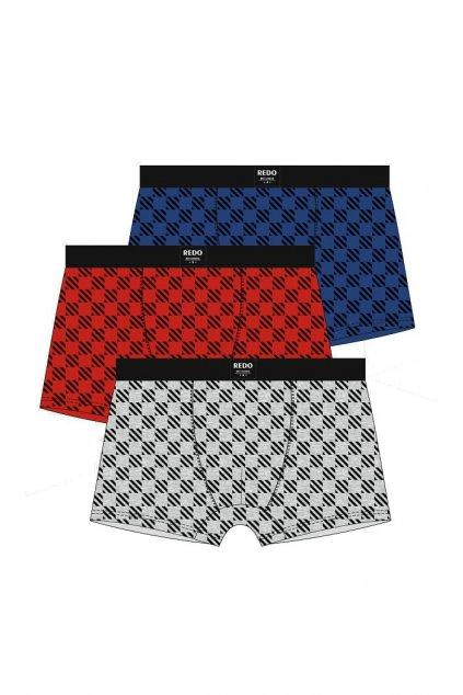 Pánské boxerky 1BE-646 -  Redo