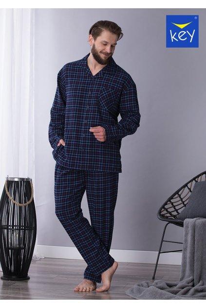 Pánské pyžamo MNS 458 B21 - Key