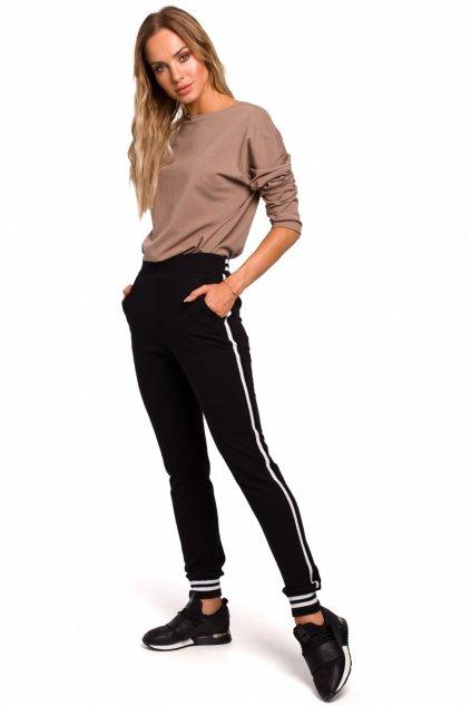Dámské teplákové kalhoty M5460 - Moe