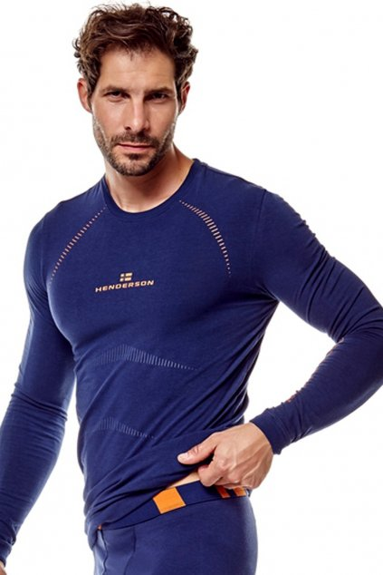 Pánské tričko 22969 Skin blue - HENDERSON