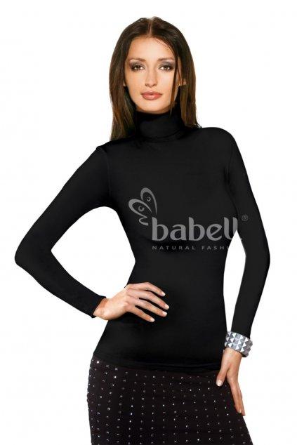 Dámské tričko Kimi black - BABELL