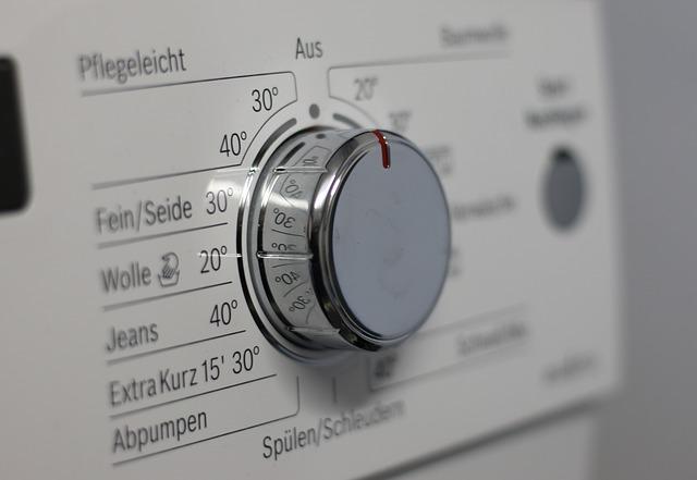 Jak správně prát prádlo - tipy pro šetrné praní