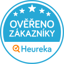 Heureka certifikát