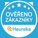 Heureka certifikát