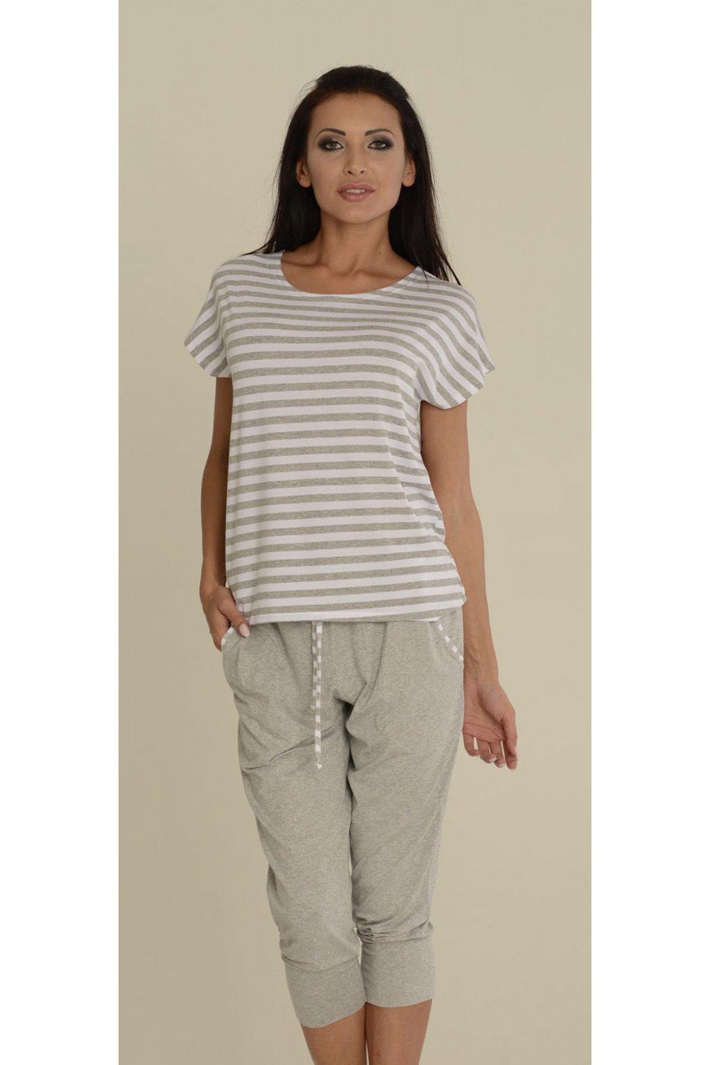Dámské pyžamo De Lafense 540