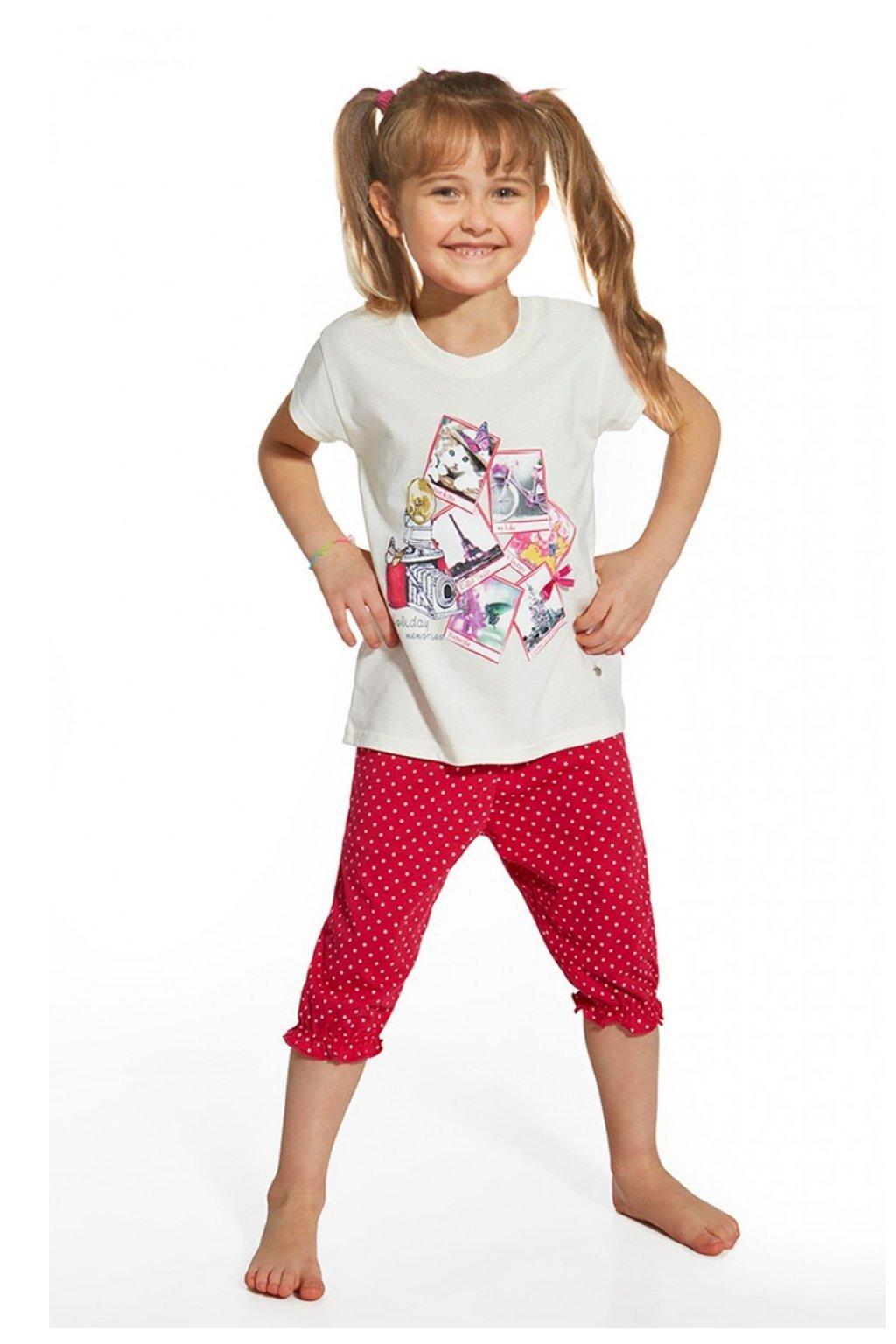 Dívčí pyžamo Cornette 586