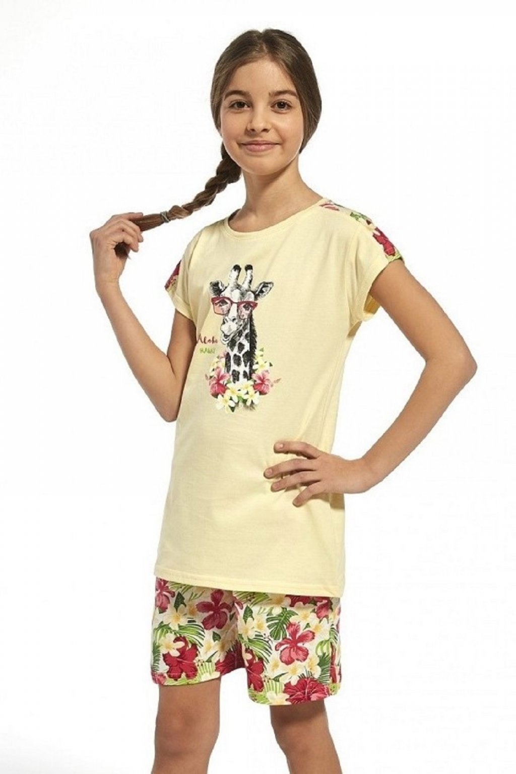 Dívčí pyžamo Cornette 245/65 Aloha