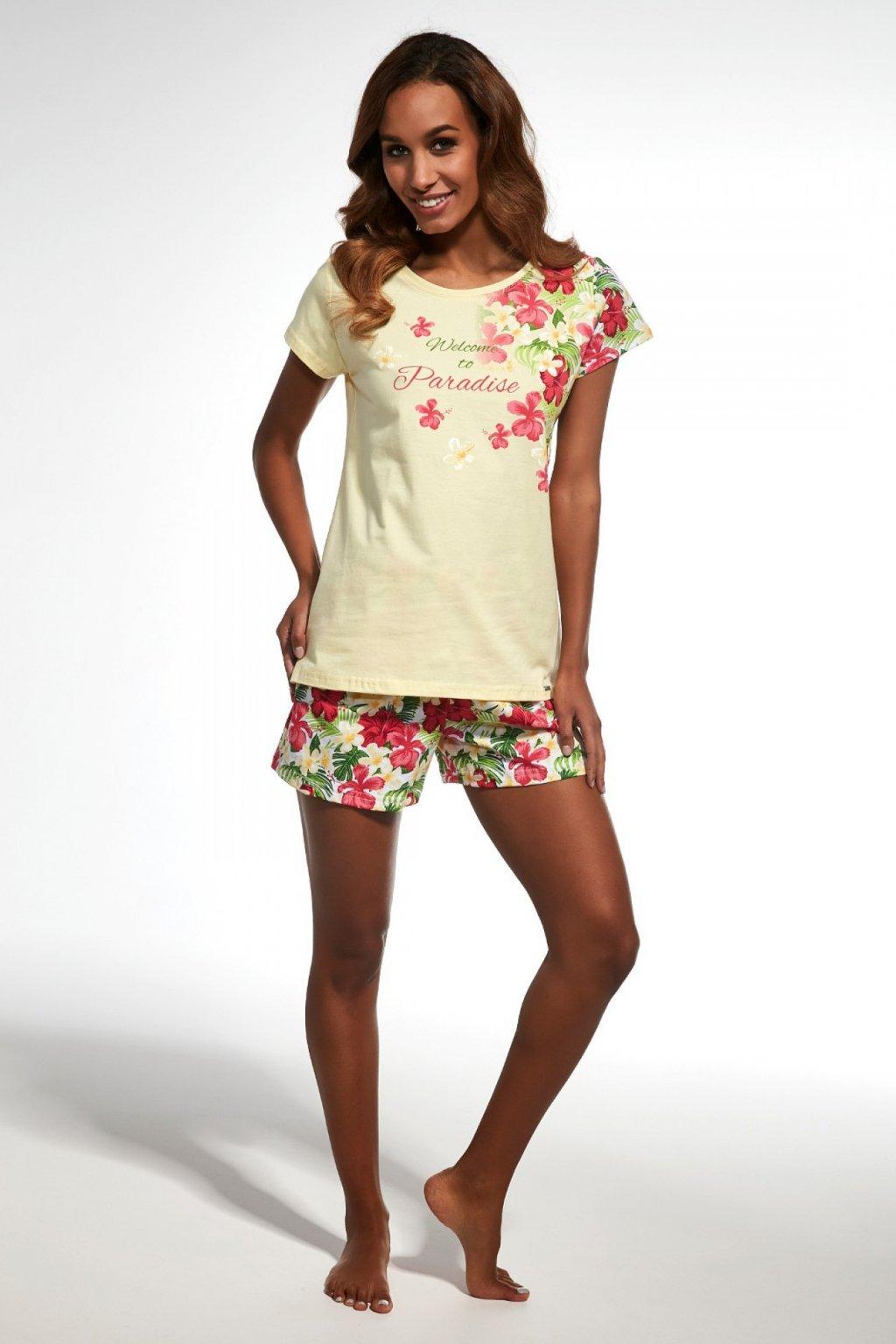 Dámské pyžamo Cornette 341/137 paradise