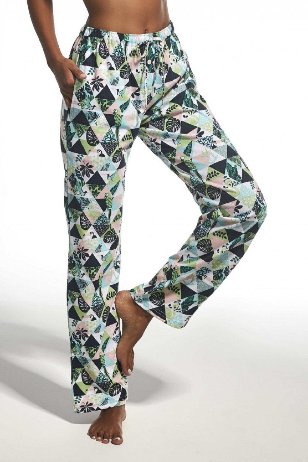 Dámské pyžamové kalhoty Cornette 690/15
