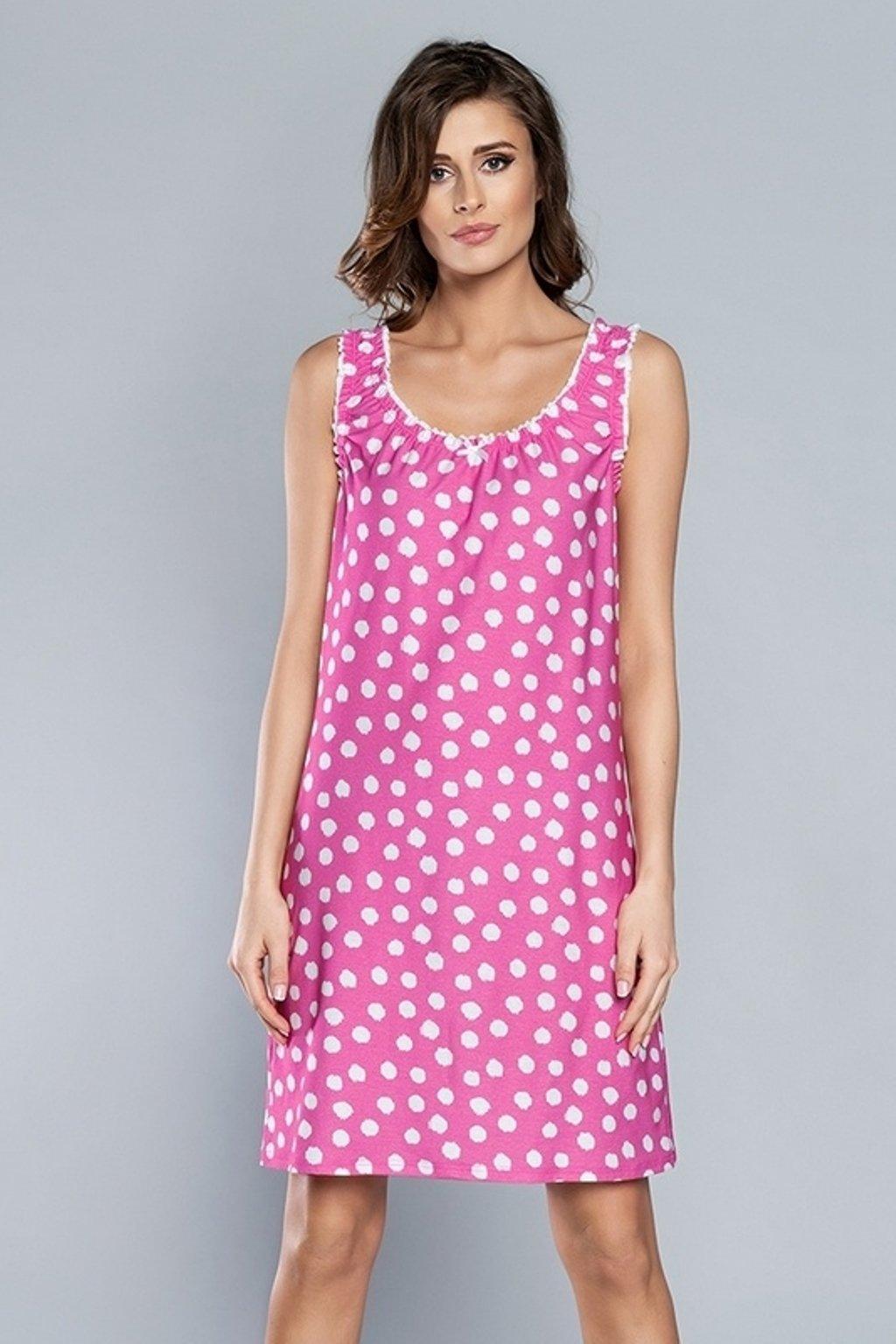 Dámská noční košile Italian Fashion Saya pink