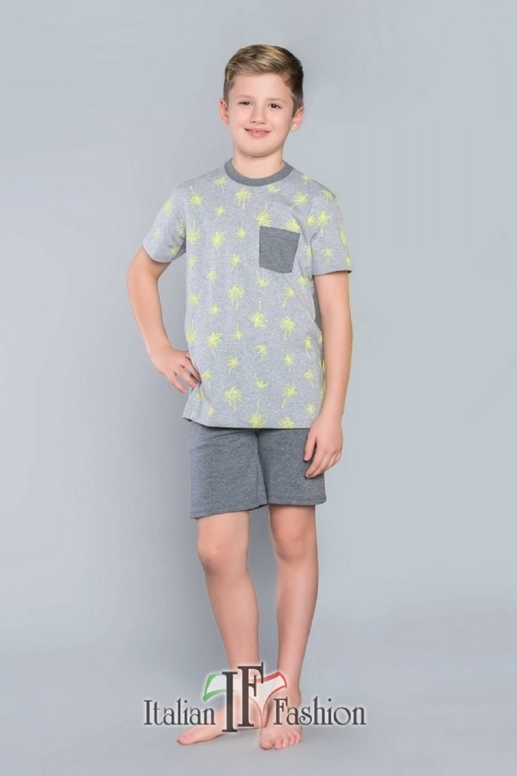 Chlapecké pyžamo Italian Fashion Monsun melanž