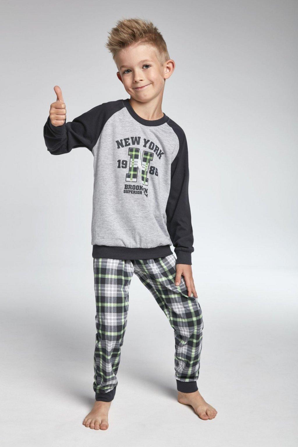 Chlapecké pyžamo Cornette 178/86 New York