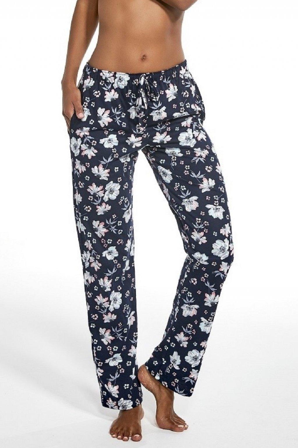 Dámské pyžamové kalhoty Cornette 690/17