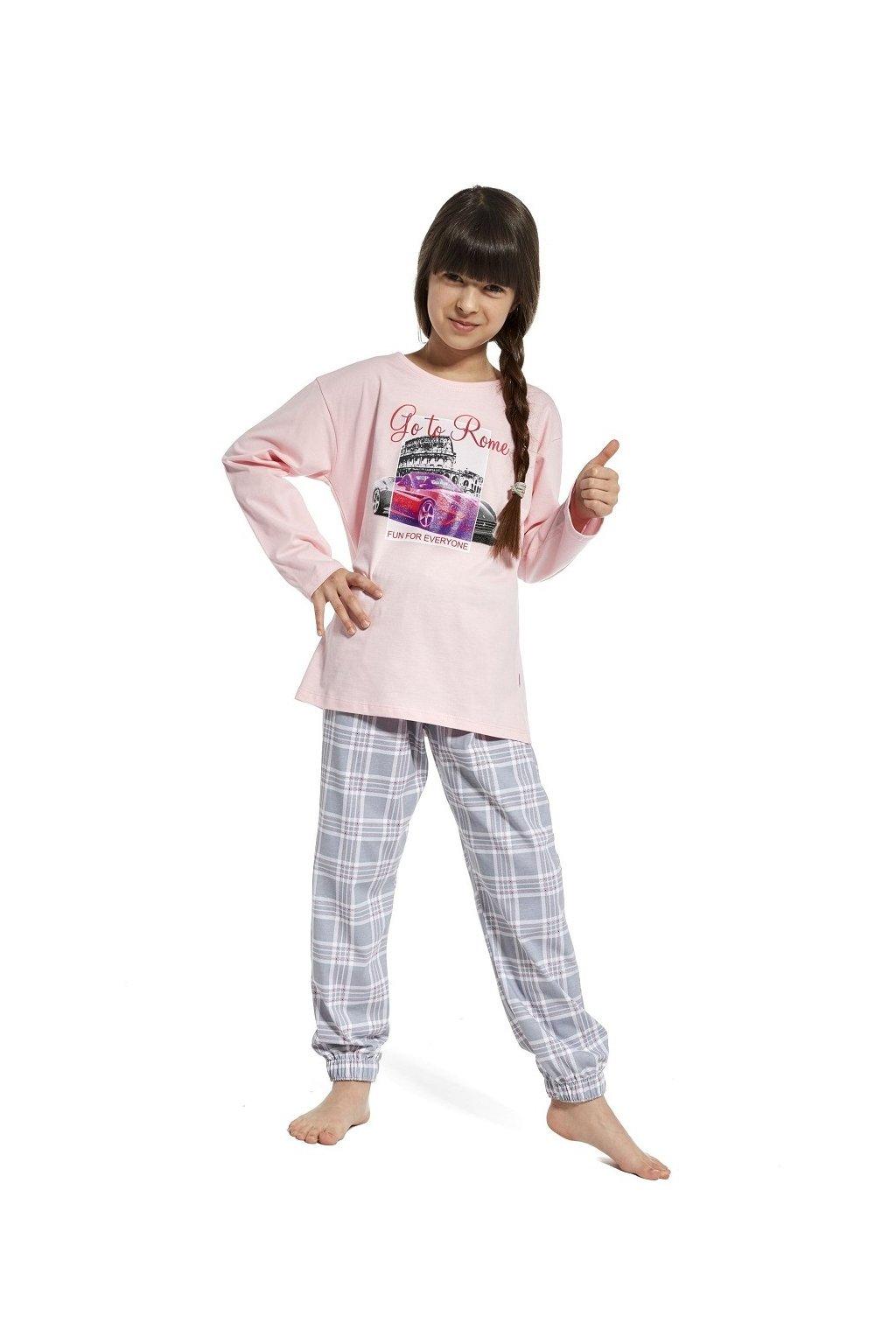 Dívčí pyžamo Cornette 540/81