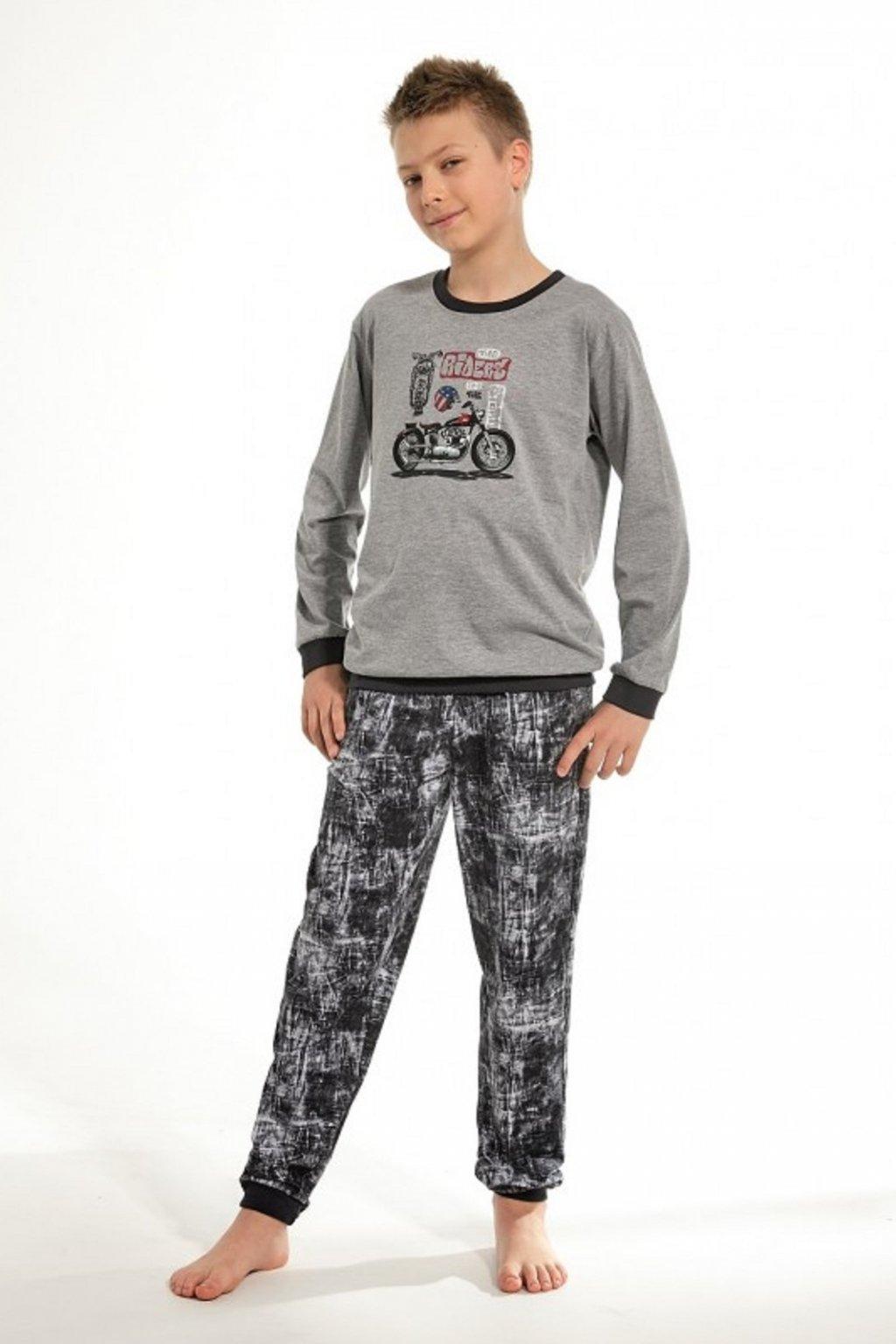 Chlapecké pyžamo Cornette 593-966/101 Riders