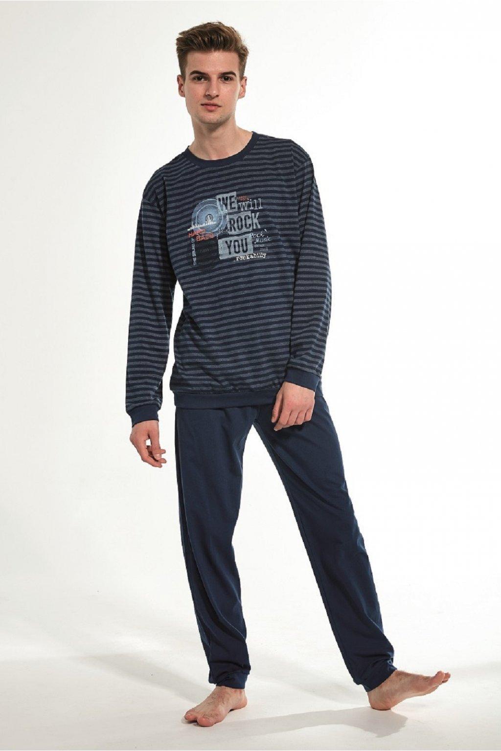 Chlapecké pyžamo Cornette 967/34 Rock
