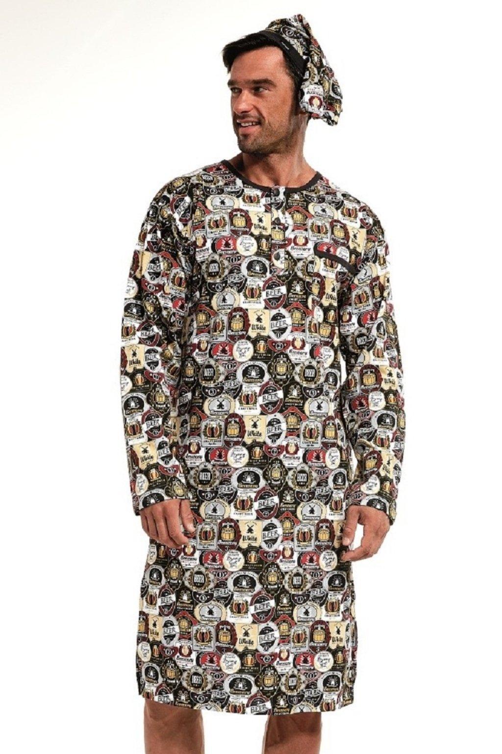 Pánská noční košile Cornette 110-643902