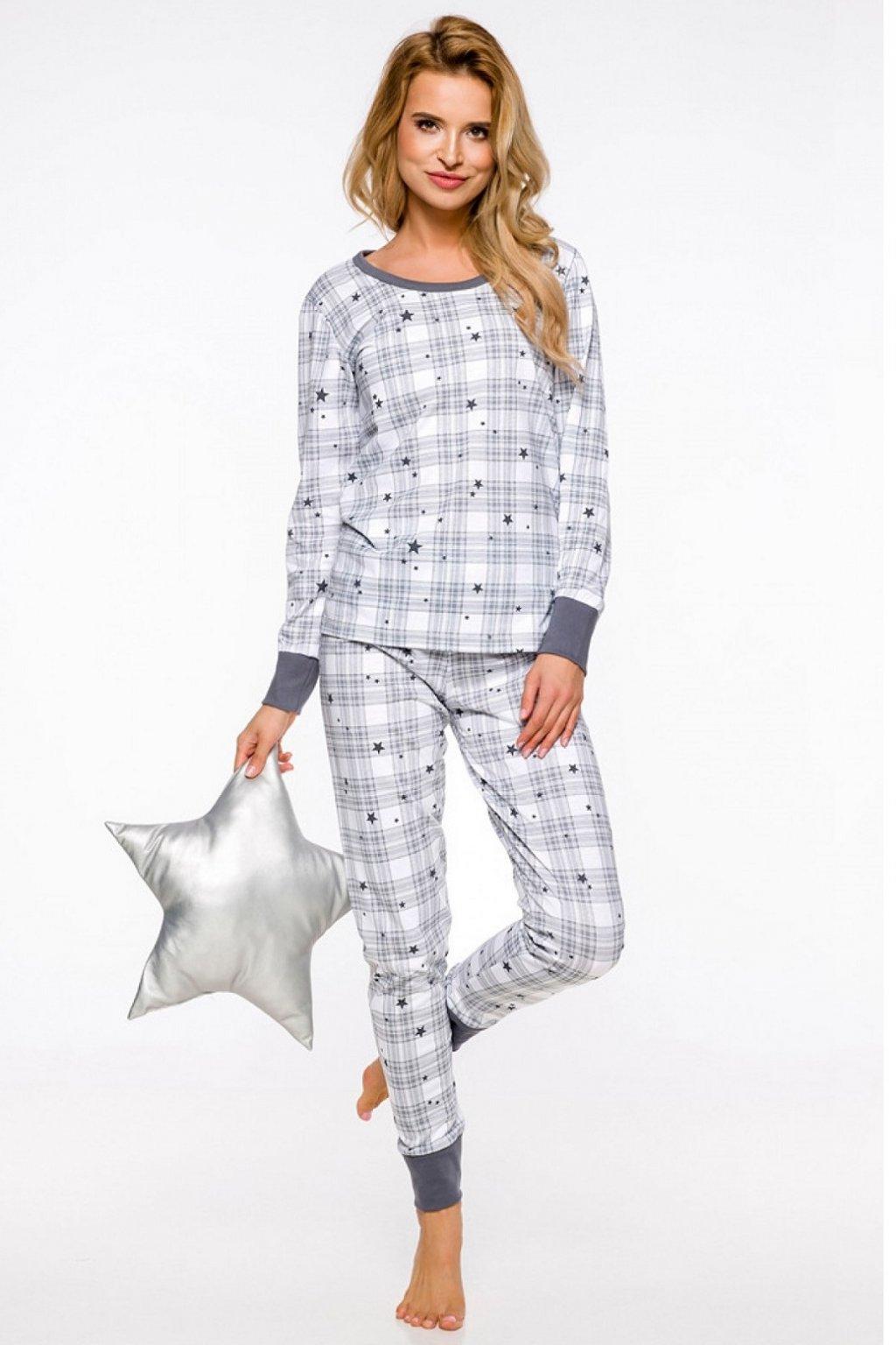Dámské pyžamo Taro Koko 791 gray