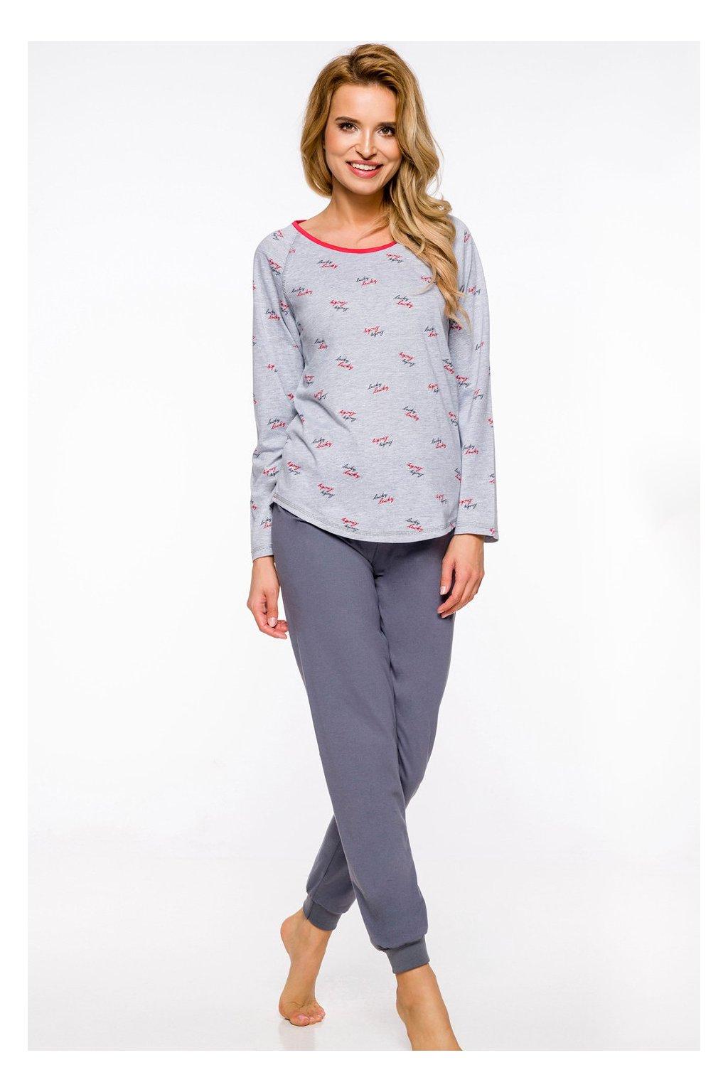 Dámské pyžamo Taro Roza 2315