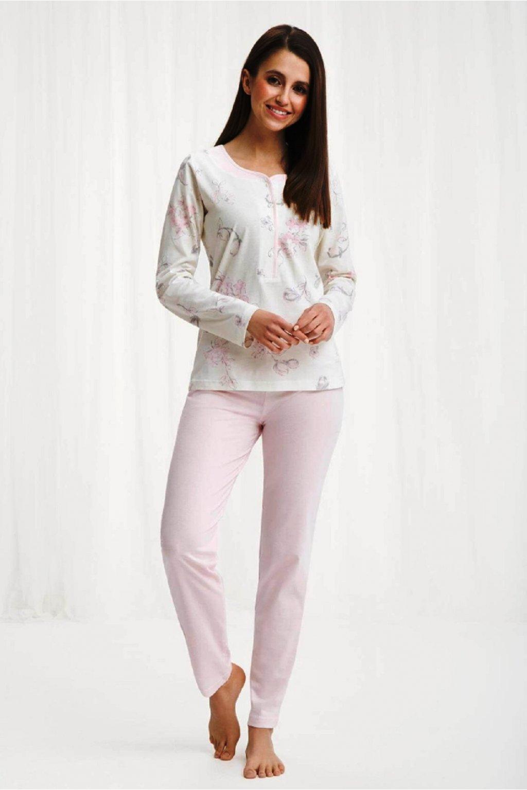 Dámské pyžamo 452 pink