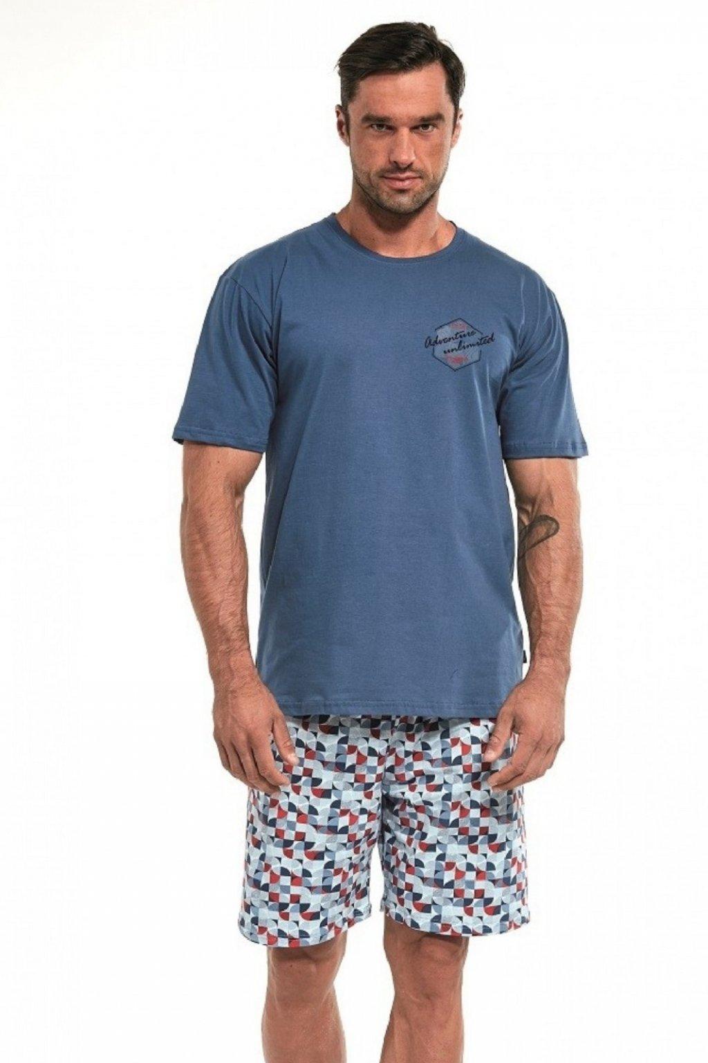 Pánské pyžamo Cornette 326/146 Adventure