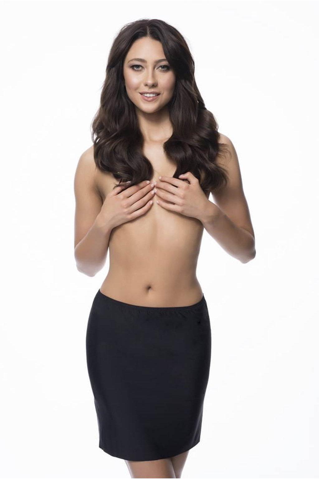 Spodnička Julimex Soft & Smooth černá