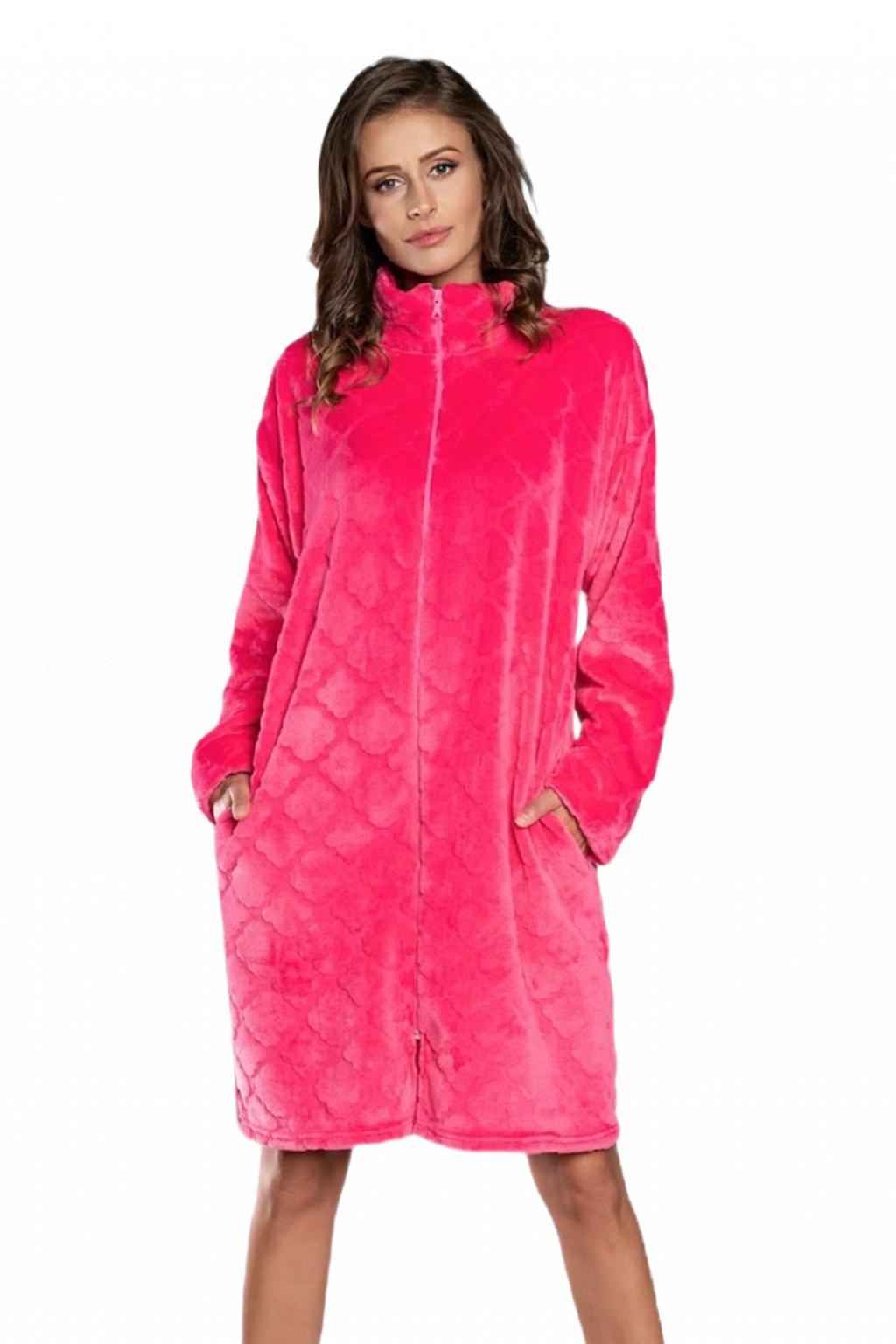 Dámský župan Italian Fashion Vitessa pink