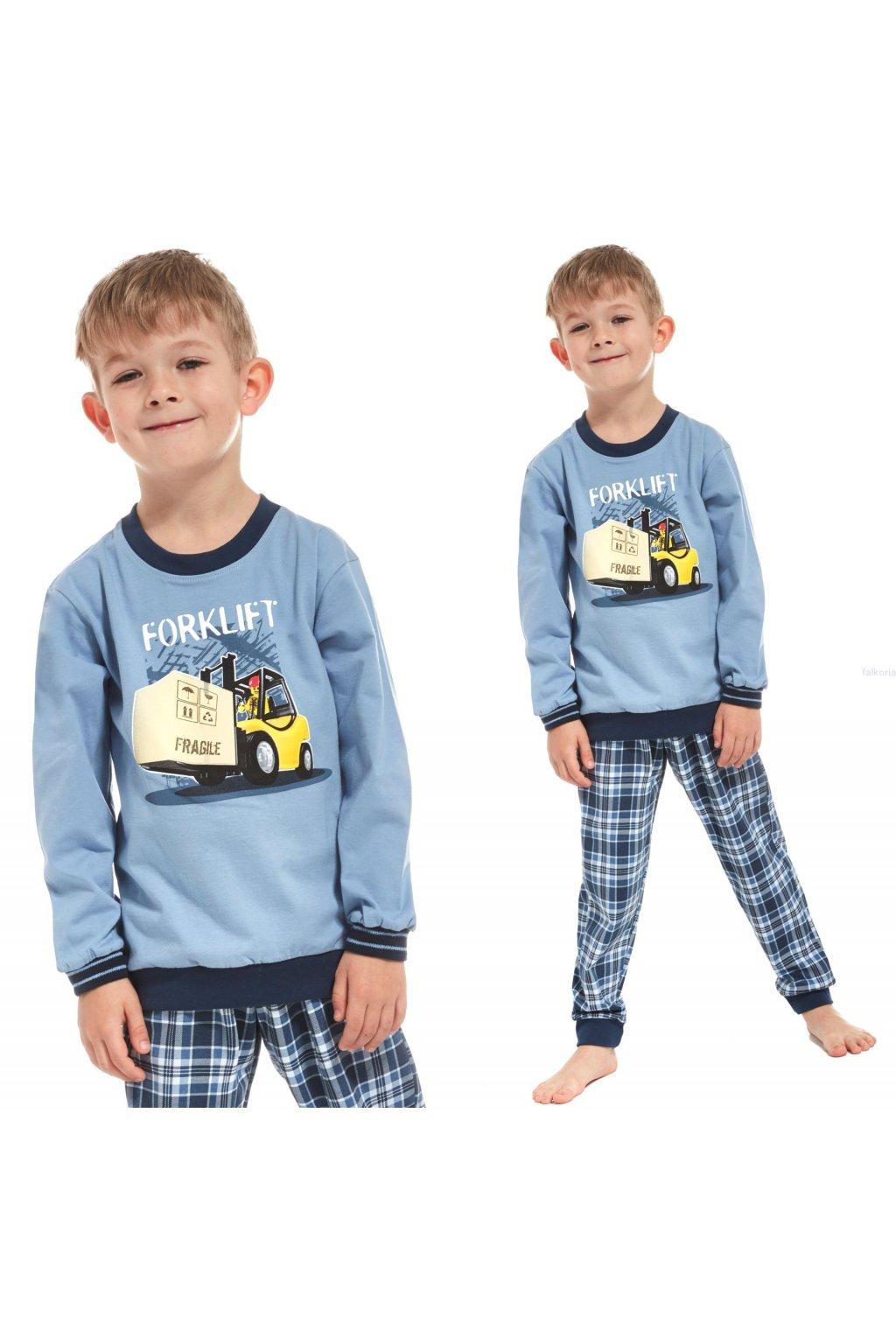 Chlapecké pyžamo Cornette 593/56