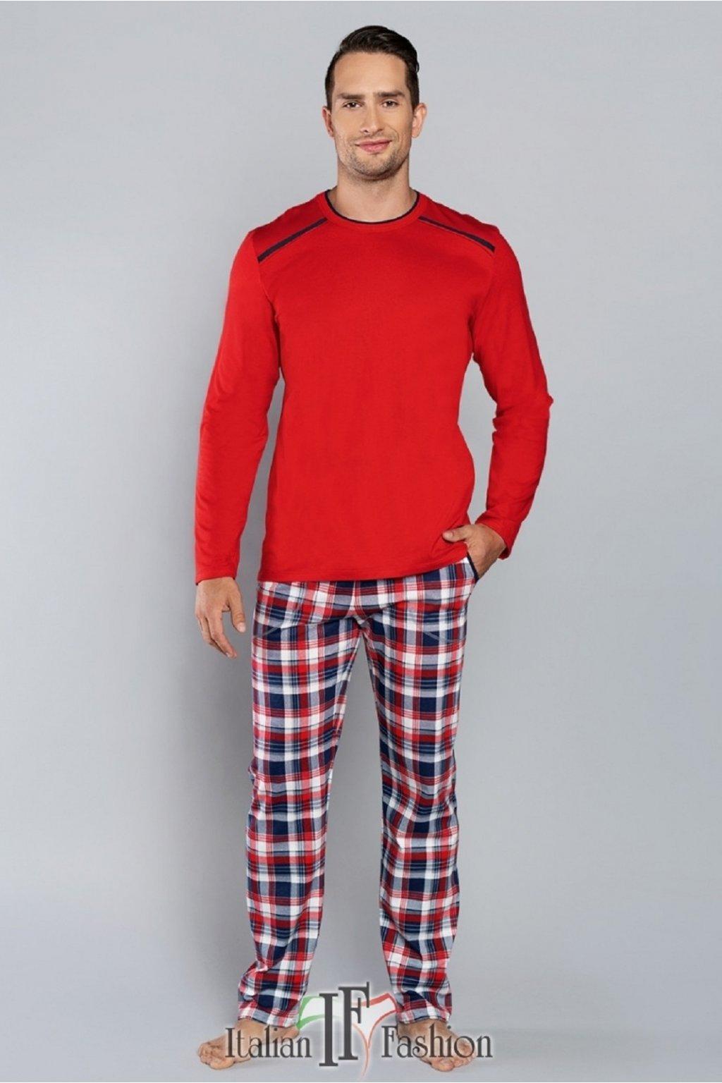 Pánské pyžamo Italian Fashion Oland