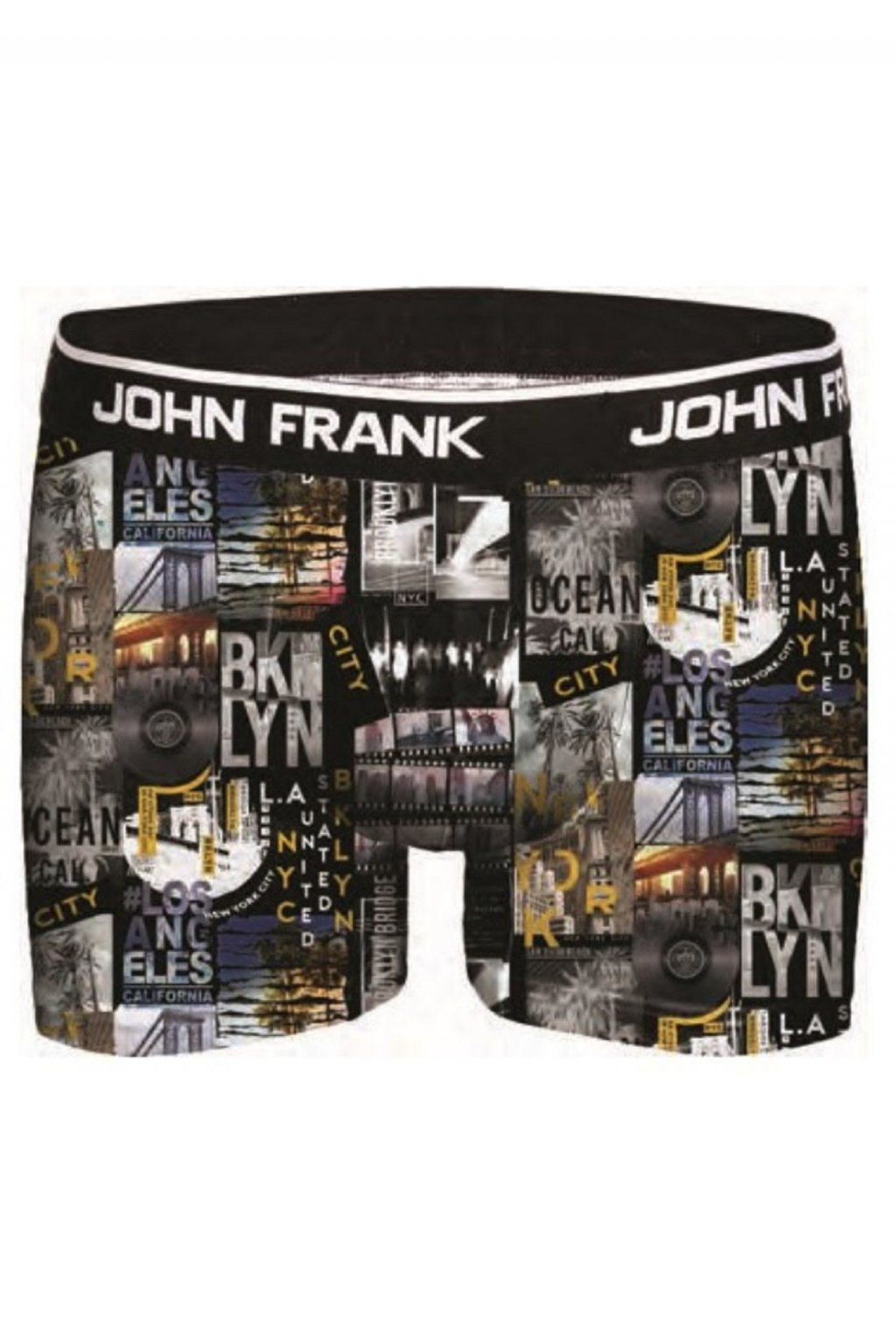 Boxerky John Frank JFBD 263 Newbrook