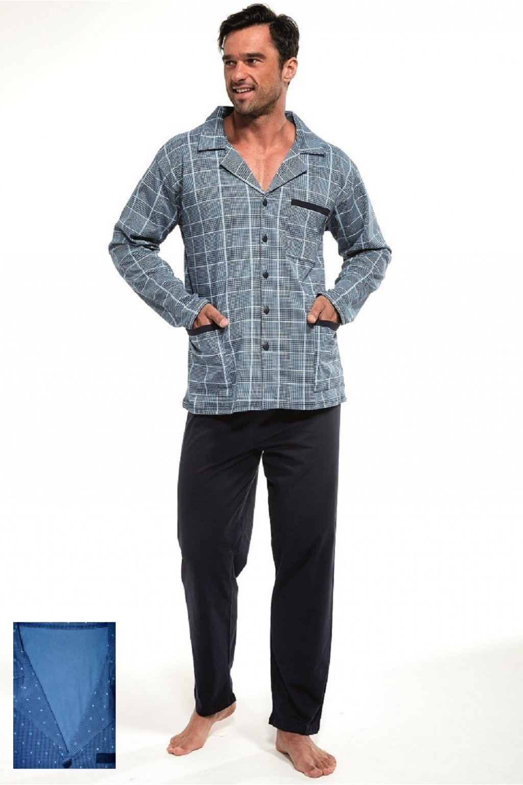 Pánské pyžamo Cornette 114/39