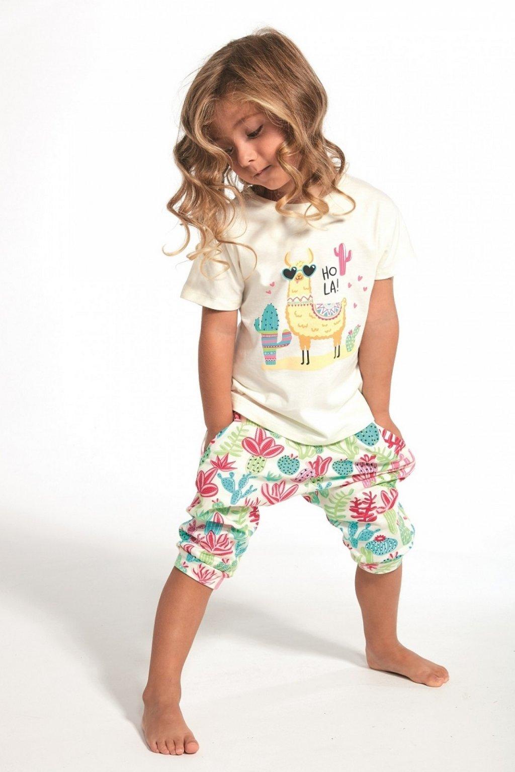 Dívčí pyžamo Cornette 080/78 Hola