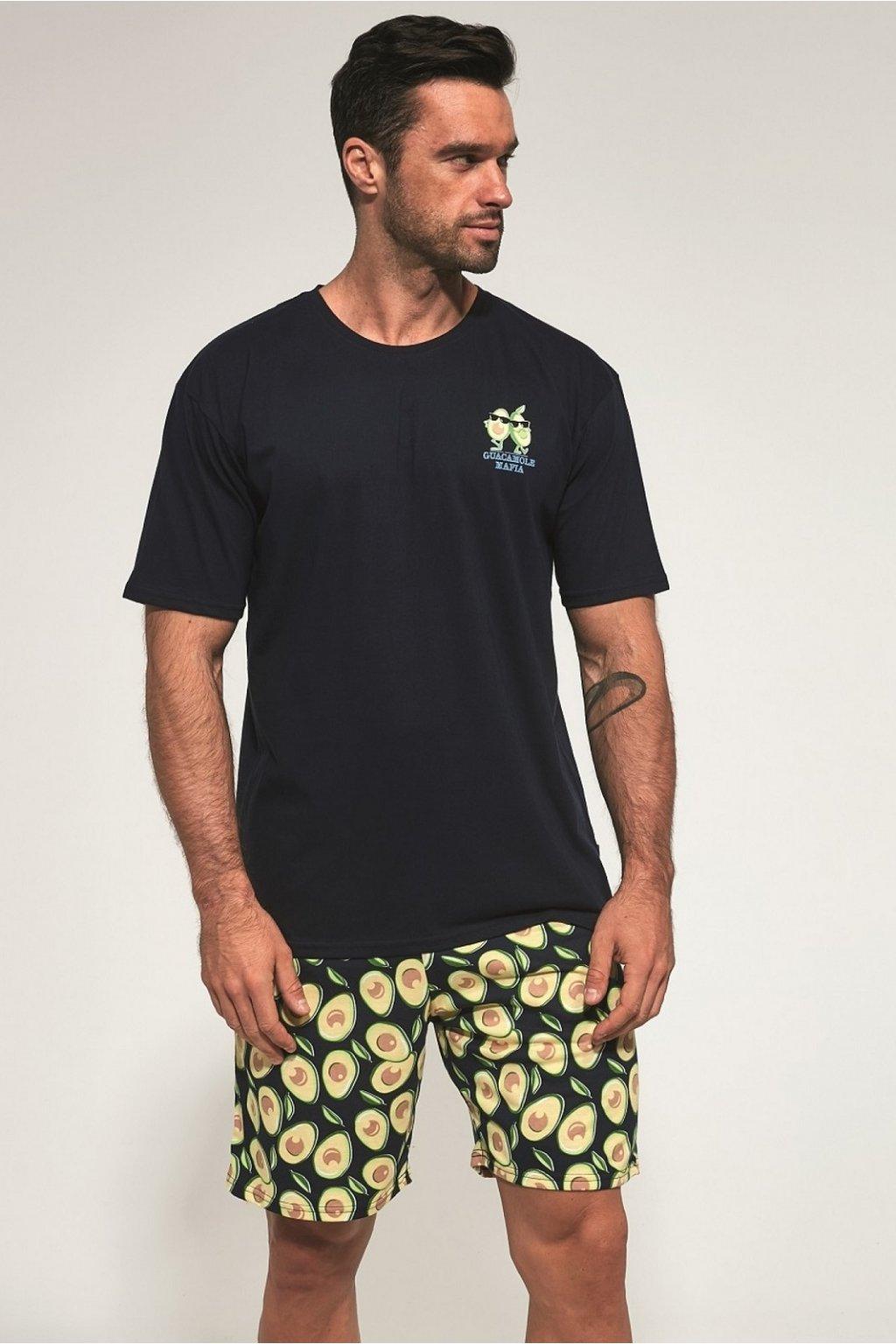 Pánské pyžamo Cornette 326/89 Avodado 3