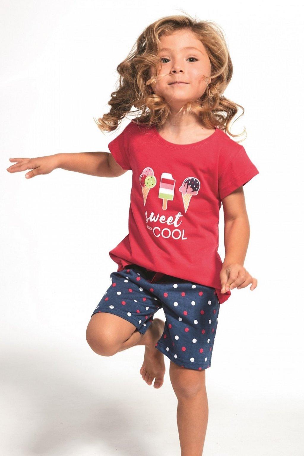 Dívčí pyžamo Cornette 787-788/80 Cool