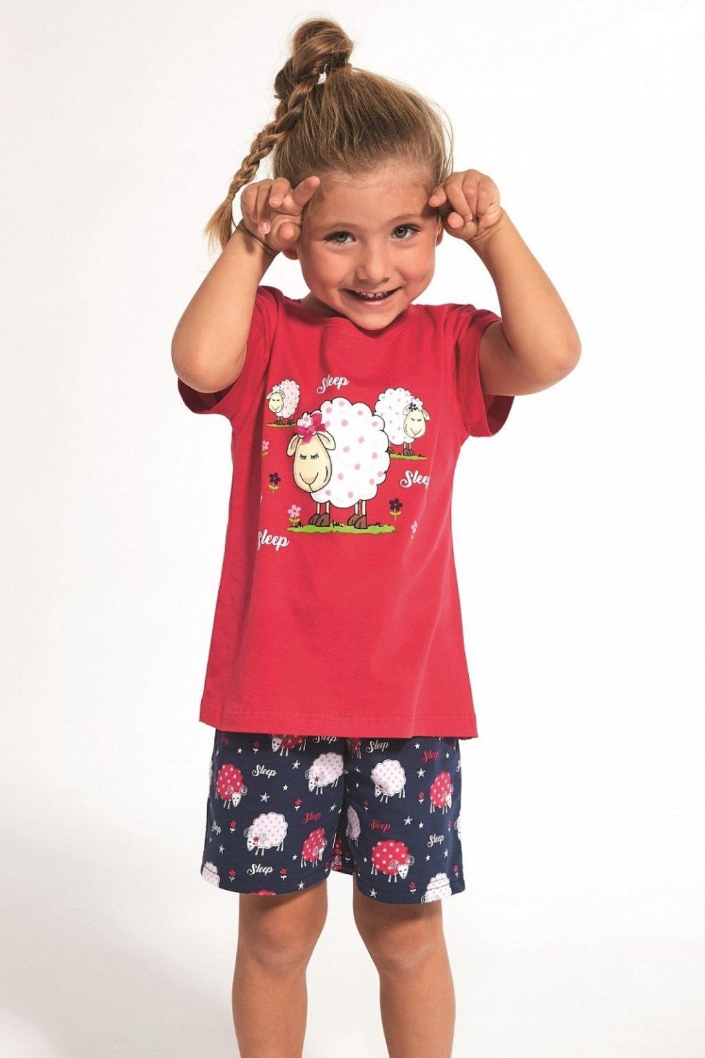 Dívčí pyžamo Cornette 787/72 Sleep