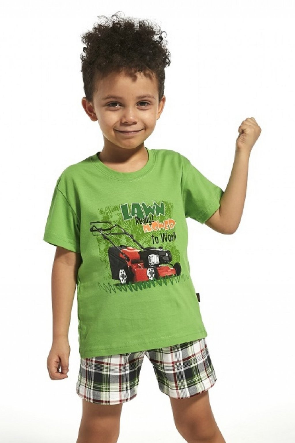 Chlapecké pyžamo Cornette 789/67 Lawn mower