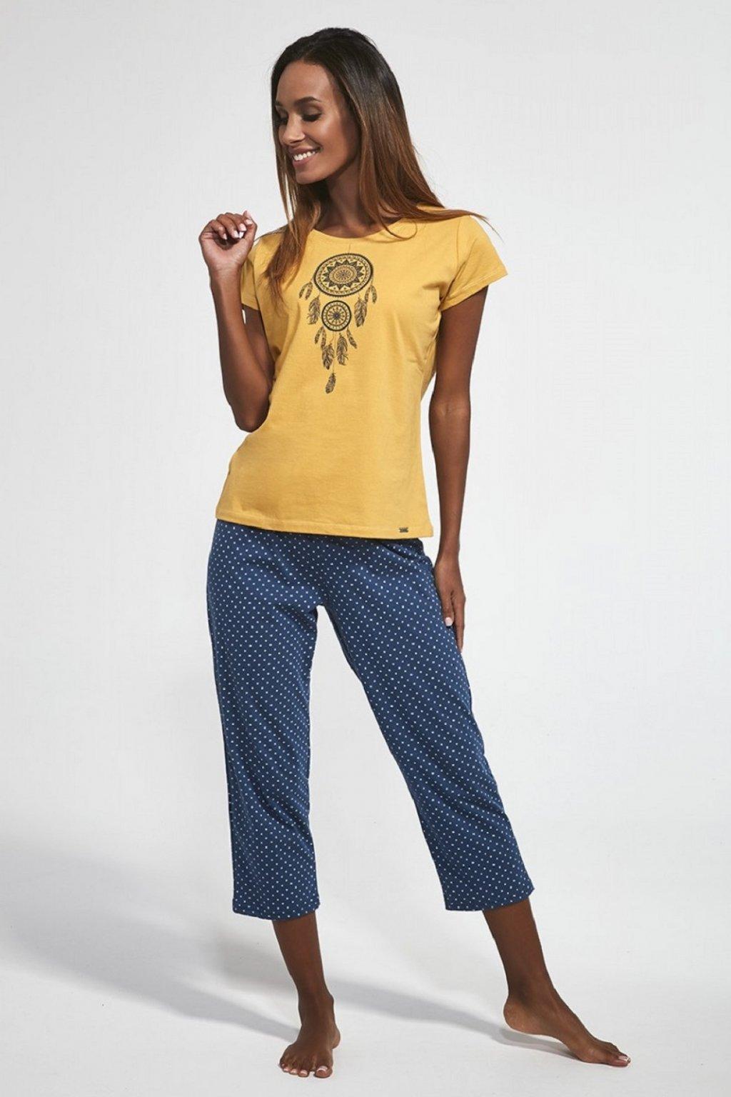 Dámské pyžamo Cornette 670/169 Dream