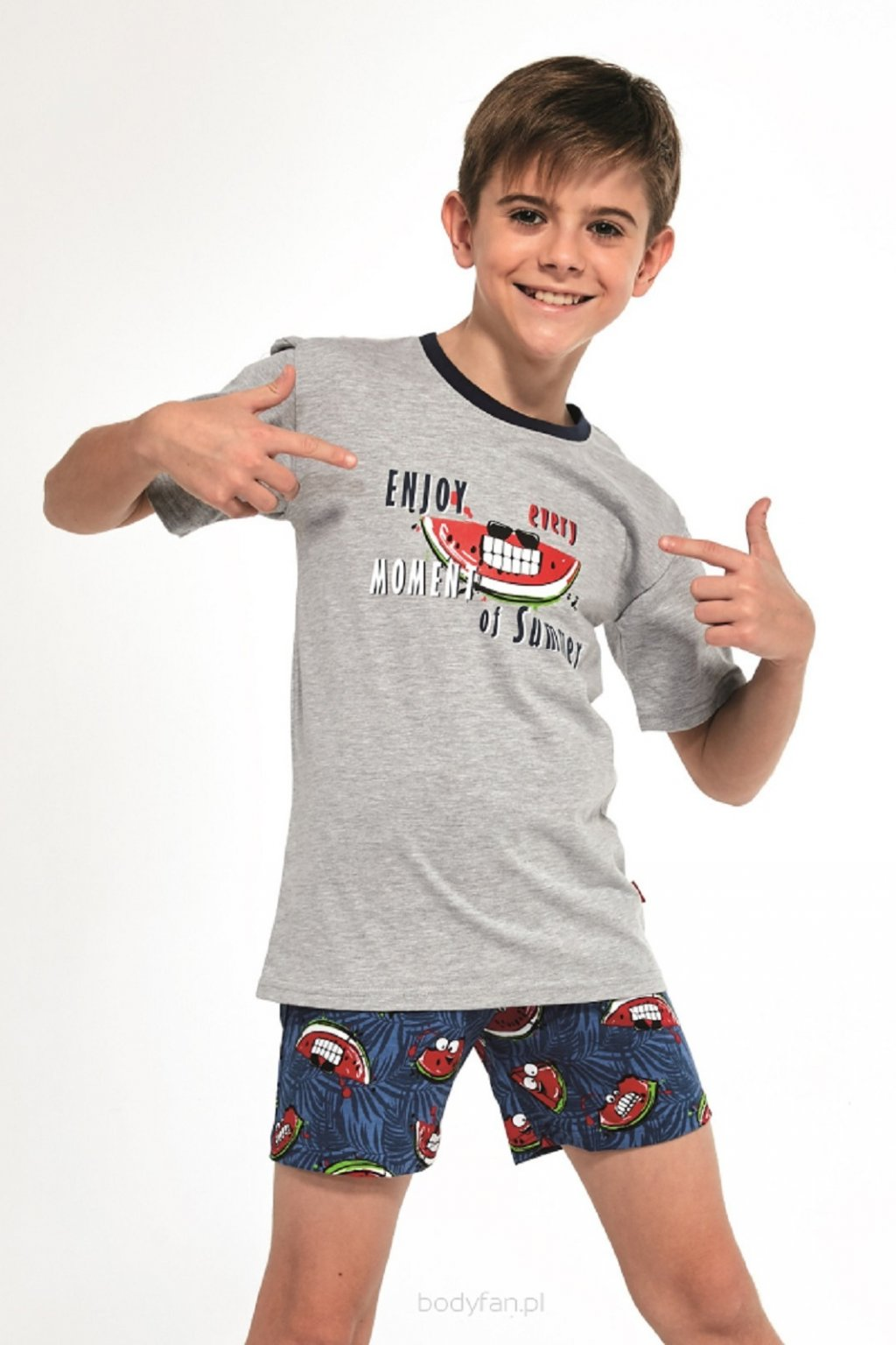 Chlapecké pyžamo Cornette 790/83 Watermelon 2