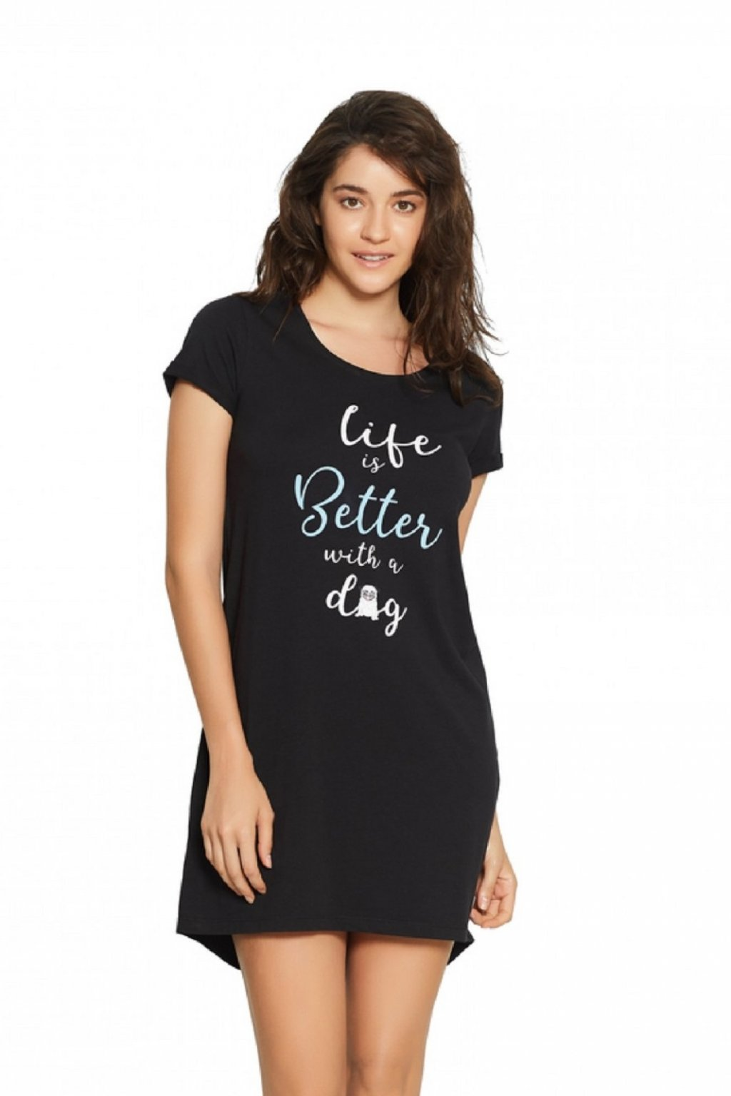 Dámská noční košile Henderson 38073 99X