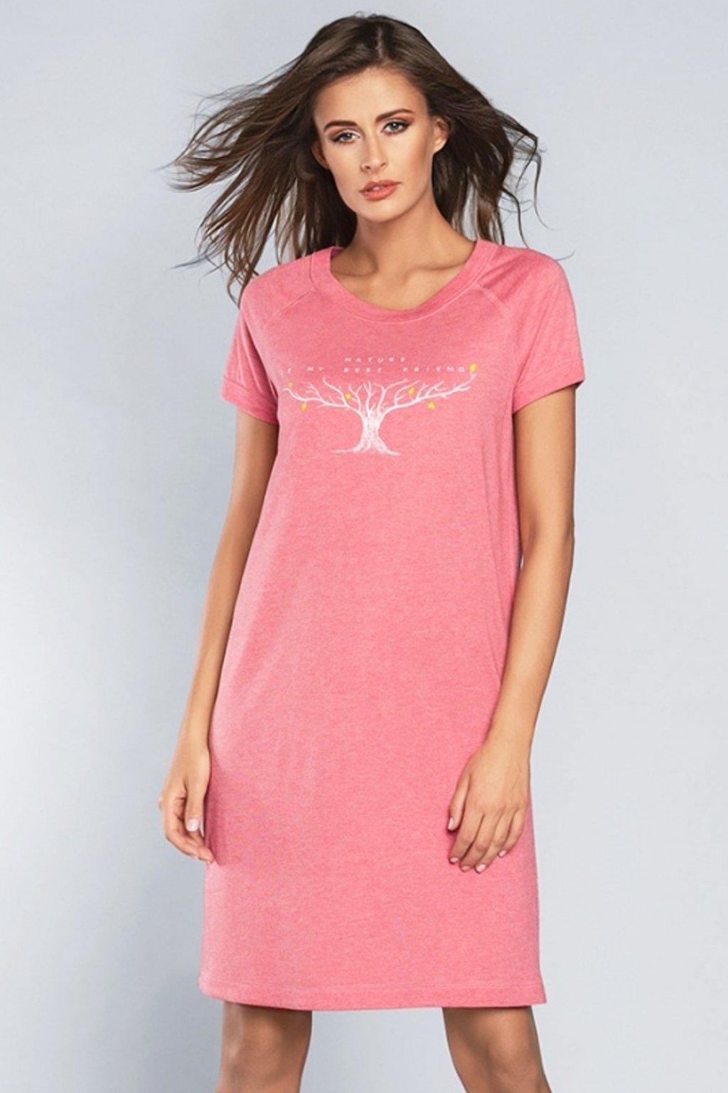 Dámská noční košile Italian Fashion Surmia malina