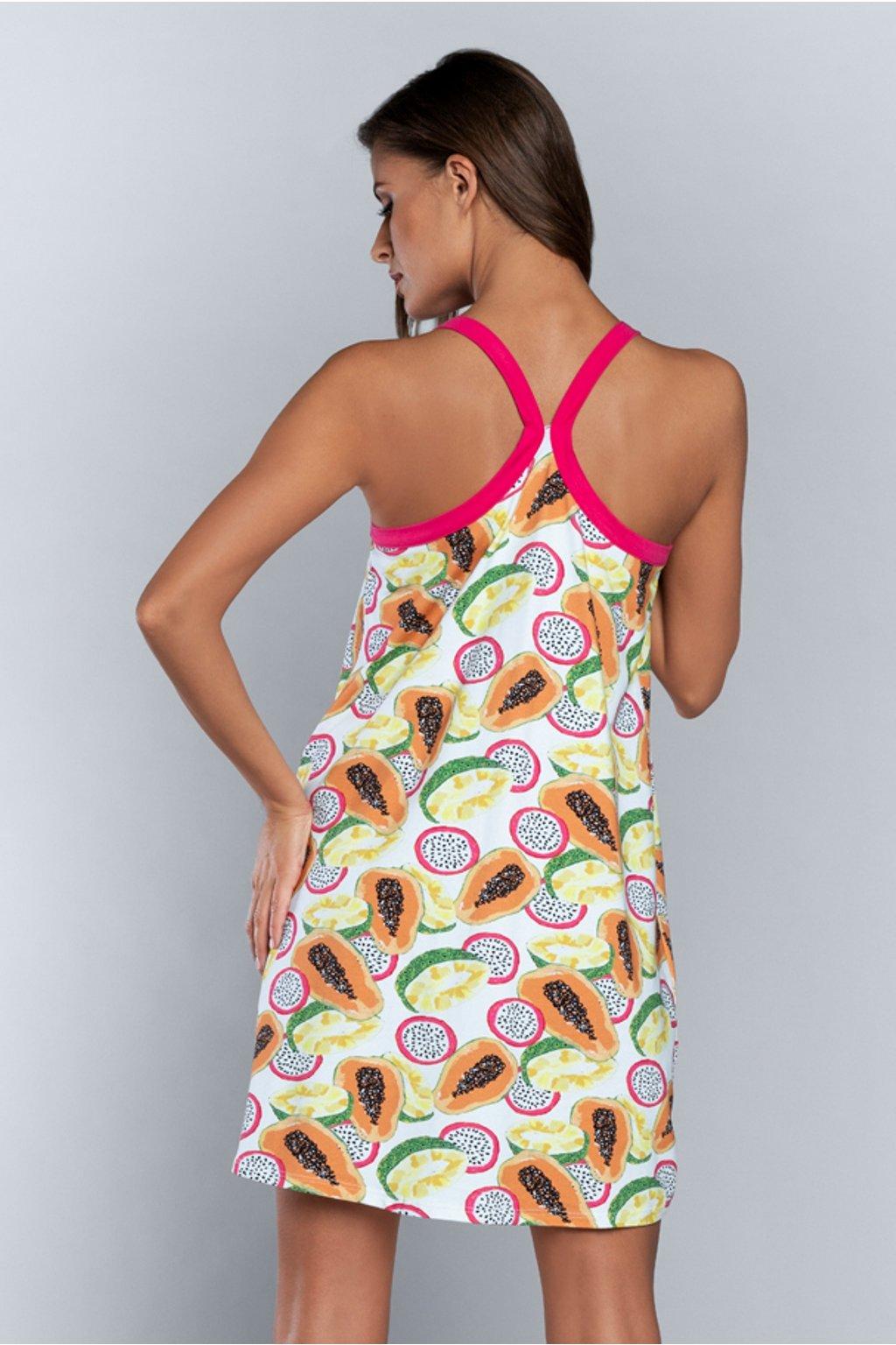 Dámská noční košile Italian Fashion Papaja ramínko
