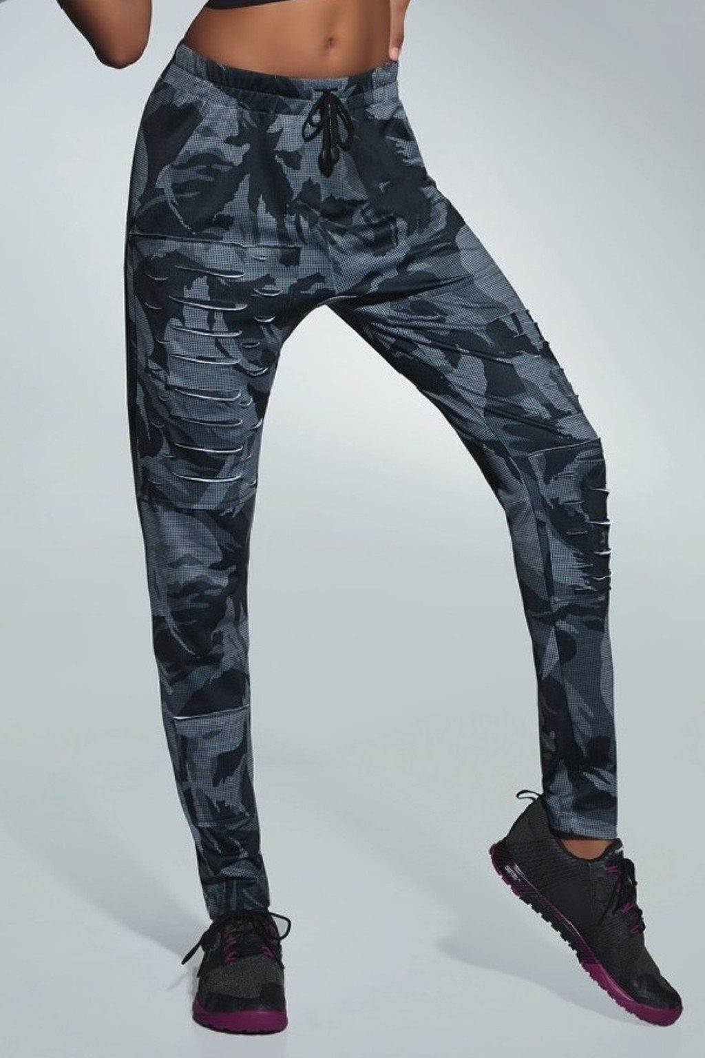 Dámské sportovní kalhoty Bas Black Yank